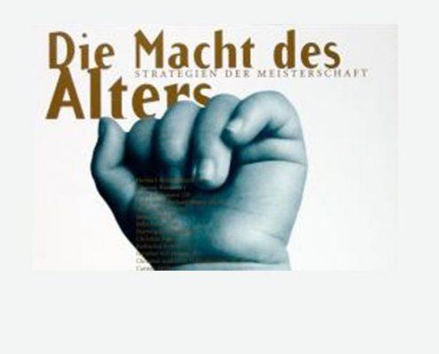 Ausstellung die Macht des Alters, Deutsches Historisches Museum, Berlin, 1998 © Stiftung für Kunst und Kultur