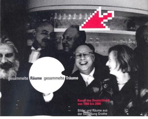 Gesammelte Räume – gesammelte Träume, Martin-Gropius-Bau, 1999 © Stiftung für Kunst und Kultur