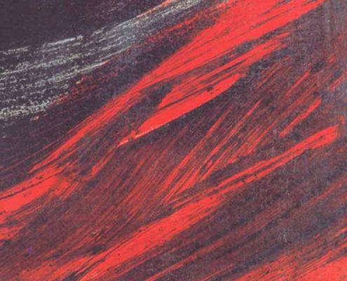 K.O. Götz, Ausstellung Hommage an K.O. Götz, MKM Museum Küppersmühle für Moderne Kunst, 2004 © Stiftung für Kunst und Kultur