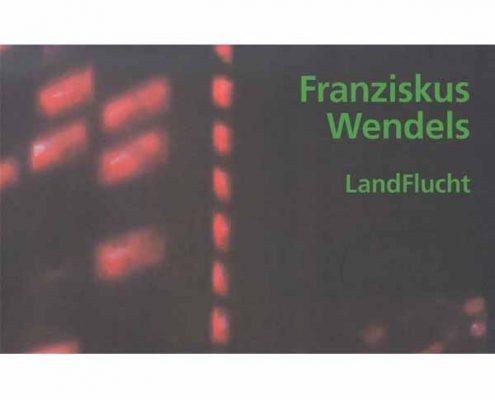 Franziskus Wendels - LandFlucht, MKM Museum Küppersmühle für Moderne Kunst, 2005 © Stiftung für Kunst und Kultur