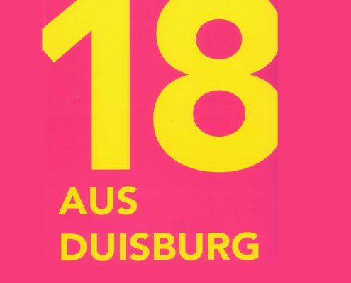 Ausstellung 18 aus Duisburgm, MKM 2008 © Stiftung für Kunst und Kultur e.V.