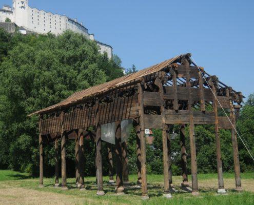 Zhang Huan, My Temple, Salzburg Foundation, Kunstprojekt Krauthügel, Salzburg,  © Manfred Siebinger