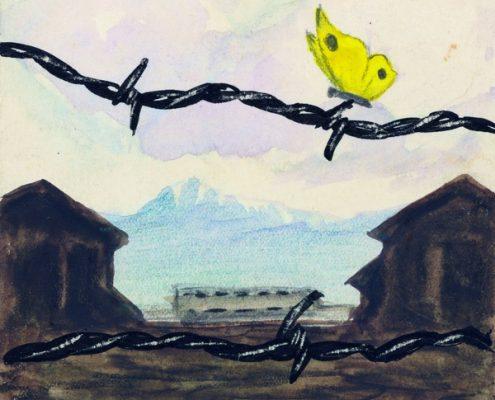 Kunst aus dem Holocaust_Bodek_Karl, Löw_Kurt_(Conrad)-A Spring