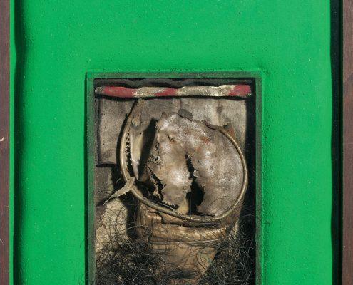 Karl Fred Dahmen, Chiemgaulegende, 1972, Hermann R. Müller, (c) VG Bild-Kunst, Bonn 2017