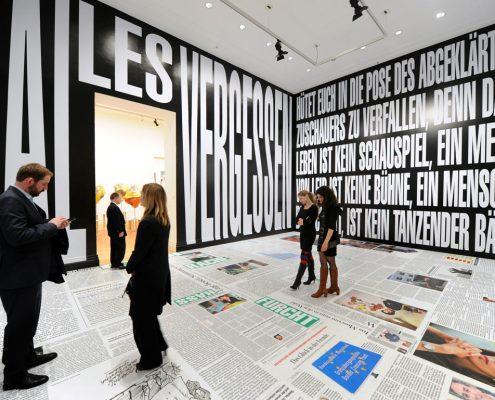 Art and Press, Berlin 2012 © Stiftung für Kunst und Kultur, Foto: David Ausserhofer