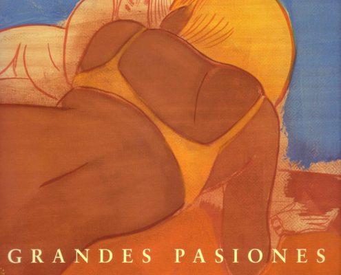 Grandes Pasiones – Hubert Schmalix, MKM Museum Küppersmühle für Moderne Kunst, 2001 © Stiftung für Kunst und Kultur