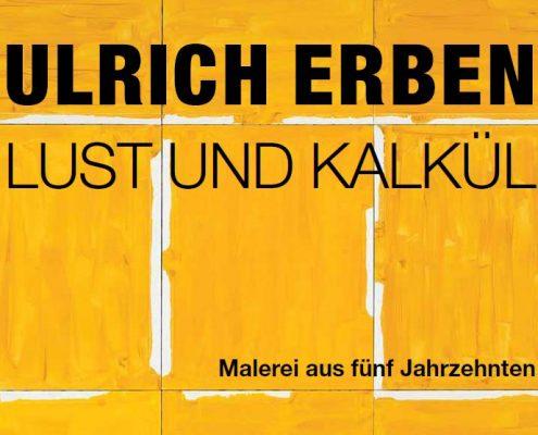 Ulrich Erben, Präsenz Gelb, 2003, Museum Wiesbaden / © Ulrich Erben