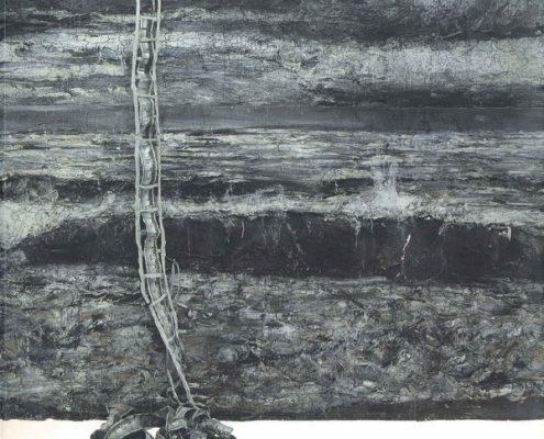Katalog, Am Anfang (Ausschnitt), 2008 © Anselm Kiefer courtesy Stiftung für Kunst und Kultur
